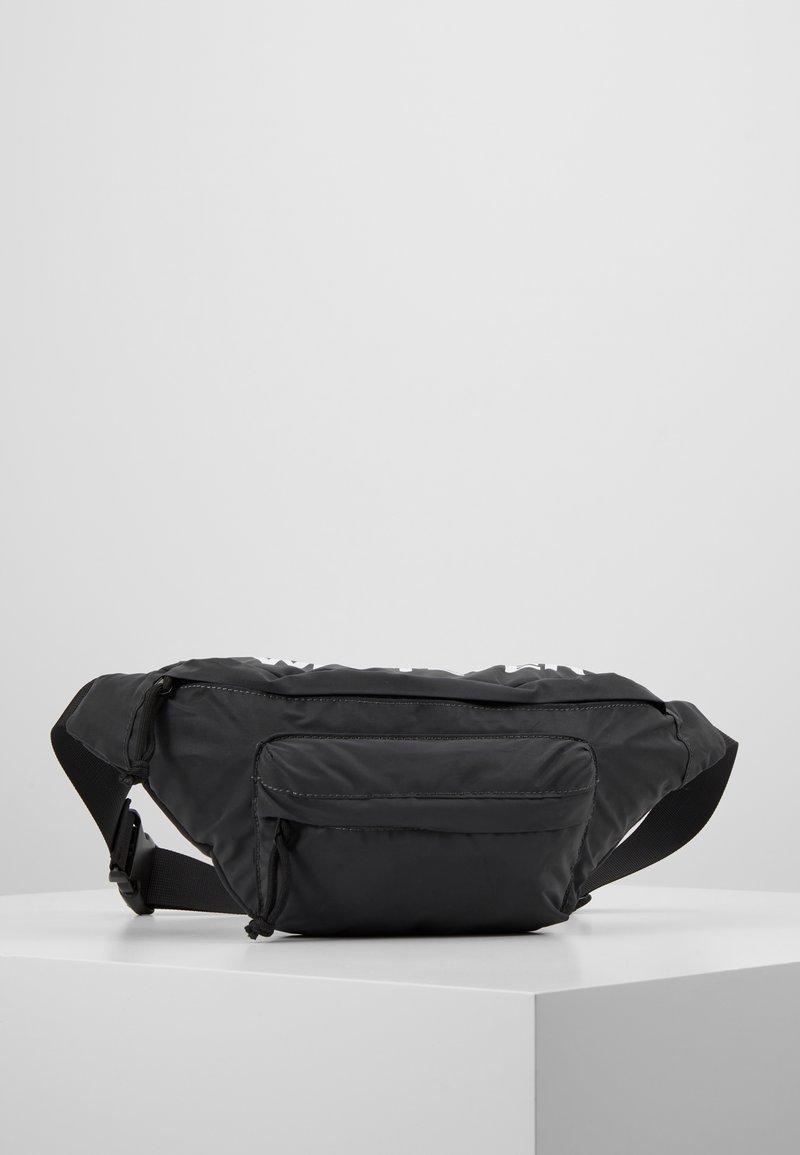 YOURTURN - Bum bag - white/black