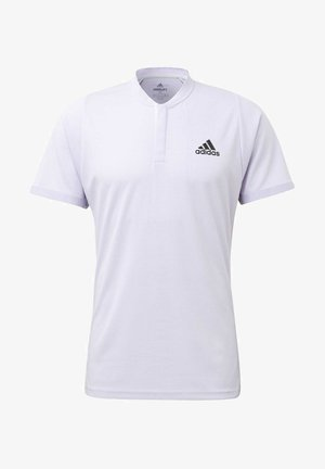 FREELIFT HEAT.RDY POLO SHIRT - Print T-shirt - white