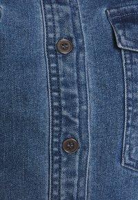 Noisy May - NMJOY DRESS - Denim dress - medium blue denim - 2