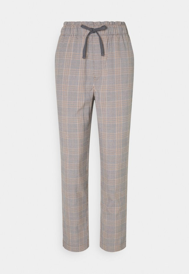 STRIPE PANT - Trousers - grey