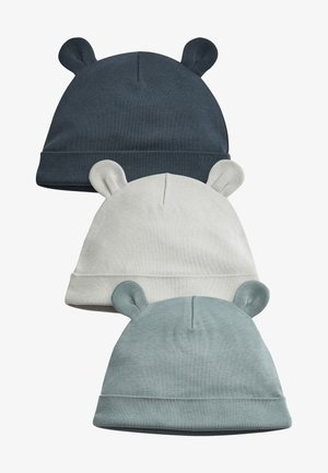 3 PACK - Beanie - blue