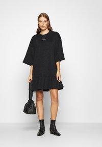 Replay - DRESSES - Day dress - black - 1