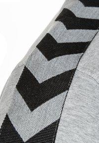 Hummel - CLASSIC BEE AAGE - Sweatjakke /Træningstrøjer - grey/black - 2
