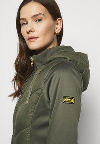 Barbour International - Light jacket - vine - 3