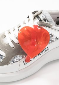 Love Moschino - SUPER HEART - Trainers - multicolor - 7