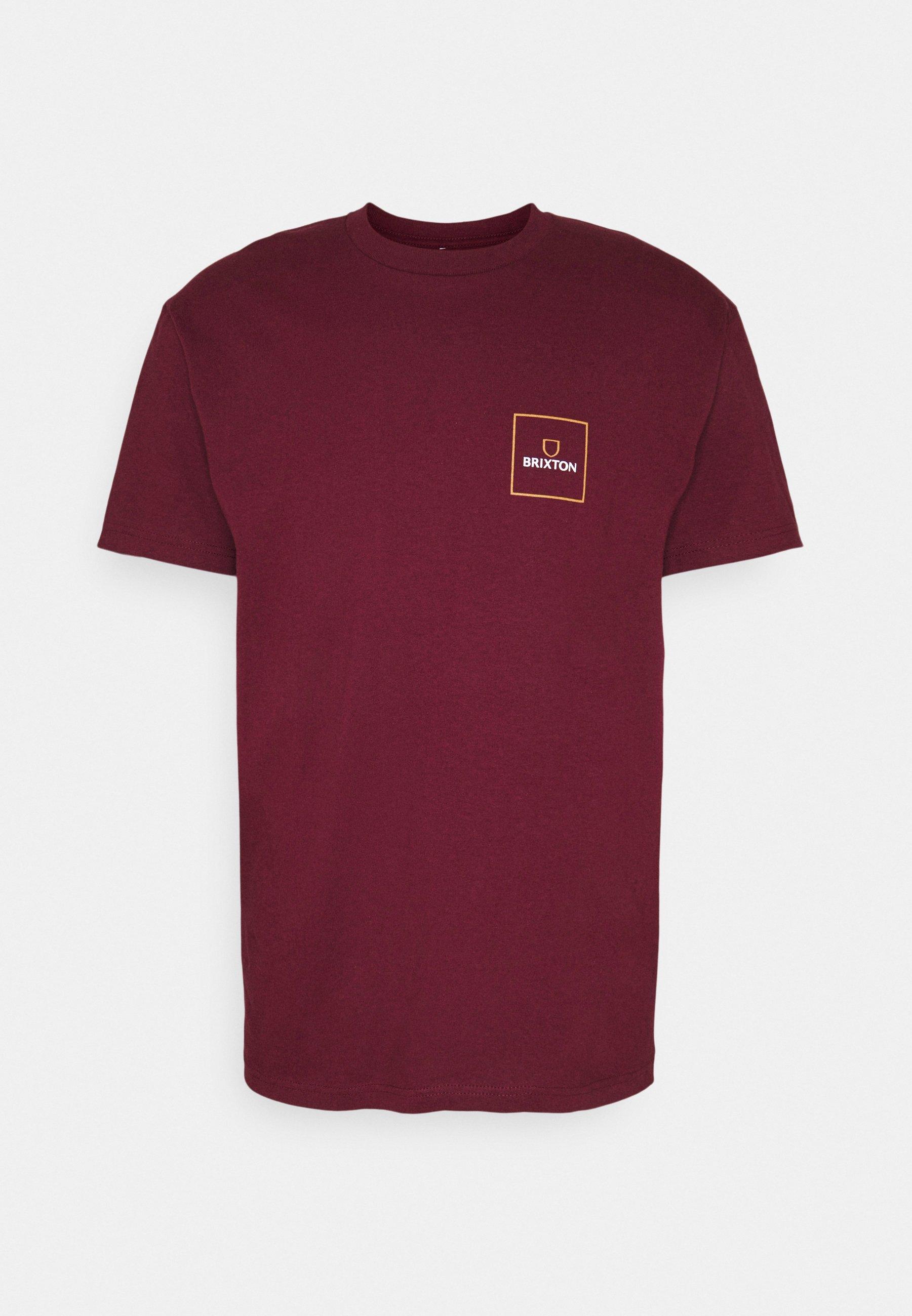Men ALPHA BLOCK - Print T-shirt