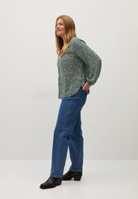 Violeta by Mango - CORTESAN - Blouse - groen - 1
