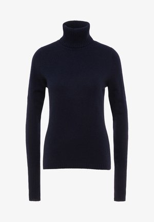 ROLLNECK - Strikkegenser - midnight