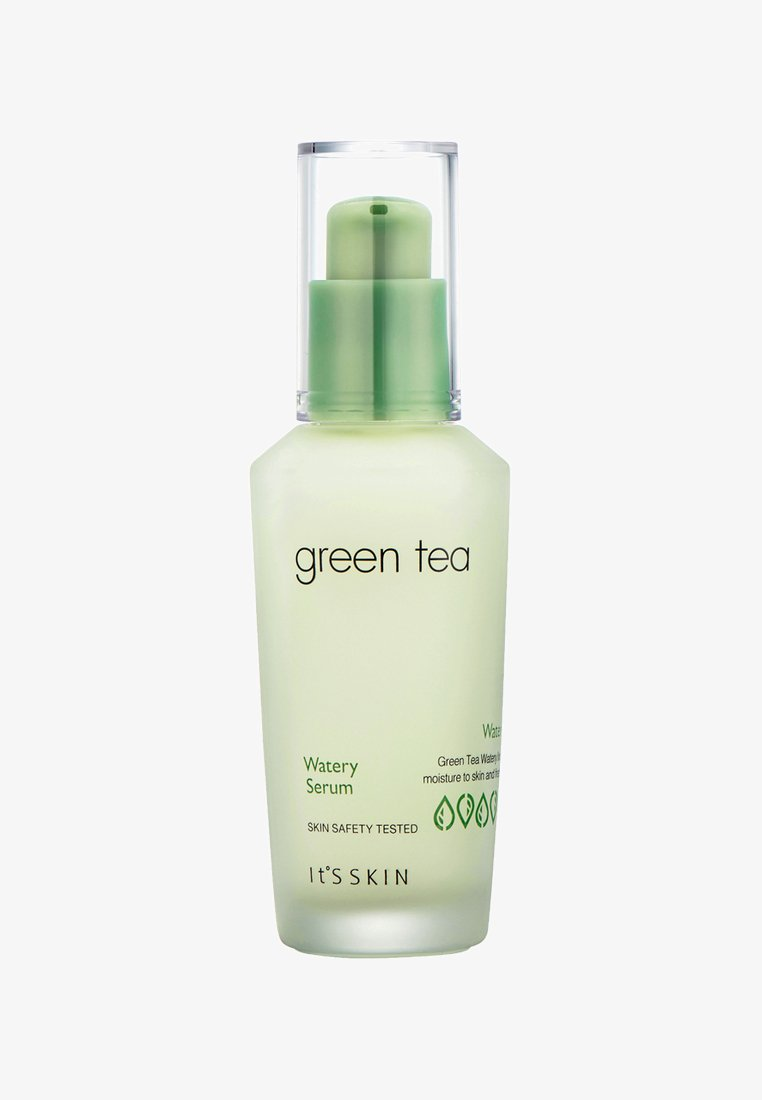it's skin - GREEN TEA WATERY SERUM 40ML - Serum - neutral
