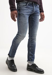 Jack & Jones - JJGLENN - Slim fit jeans - blue - 3