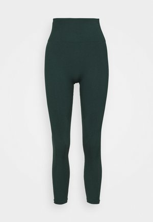 SEAMLESS 7/8 - Collants - pro green