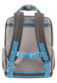 Samsonite - SCHOOL SPIRIT  - School bag - grey glacier - 1