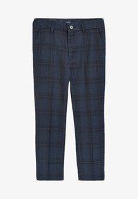 Next - BAKER BY TED BAKER - Oblekové kalhoty - dark blue - 3