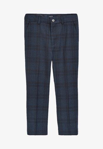BAKER BY TED BAKER - Oblekové kalhoty - dark blue