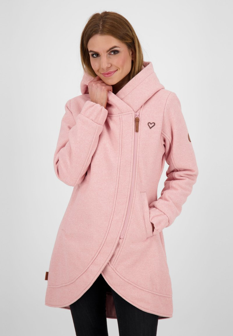 alife & kickin - Short coat - blush