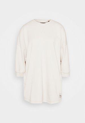 GRAPHIC OS R SW WMN 3\4 SLV - Sweatshirt - whitebait