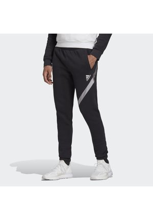 TANGO - Teplákové kalhoty - black/black