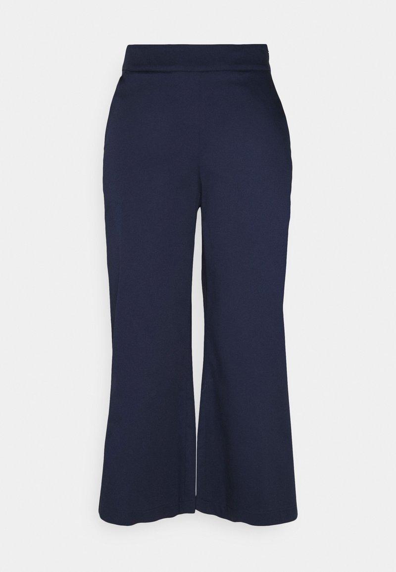 Progetto Quid - SUBIACO - Trousers - blue
