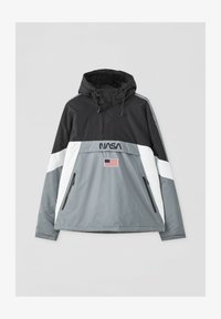 PULL&BEAR - Windbreaker - grey - 6