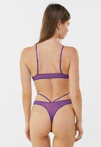 Bershka - Alushousut - purple - 1