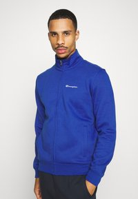 Champion - FULL ZIP SUIT SET - Tracksuit - dark blue - 0