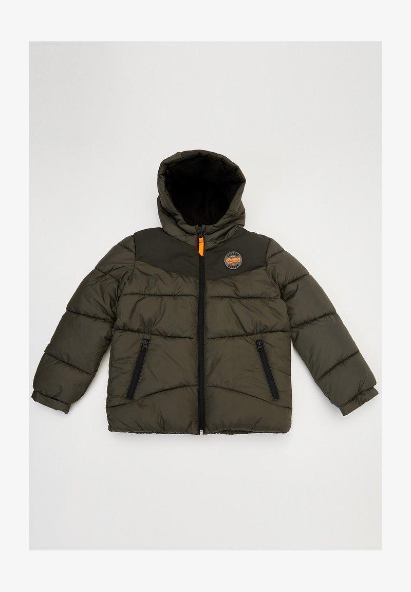 DeFacto - Winterjas - khaki