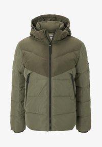TOM TAILOR DENIM - Winter jacket - tree moss green - 4