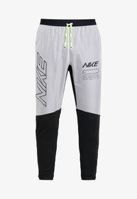 Nike Performance - ELITE TRACK PANT AIR - Træningsbukser - black/white - 6