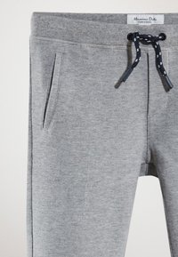 Massimo Dutti - MIT KORDELZUG - Tracksuit bottoms - dark grey - 4