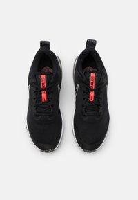Nike Performance - NIKE ZOOM MERCURY MTF UNISEX - Neutral running shoes - black/white/bright crimson - 3