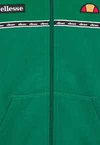Ellesse - REFIGY - Sudadera con cremallera - dark green - 2
