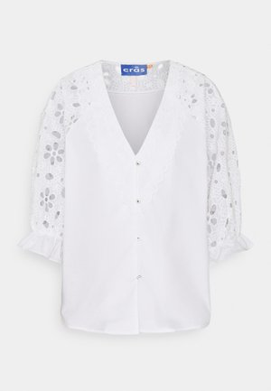 VILDECRAS - Blouse - white