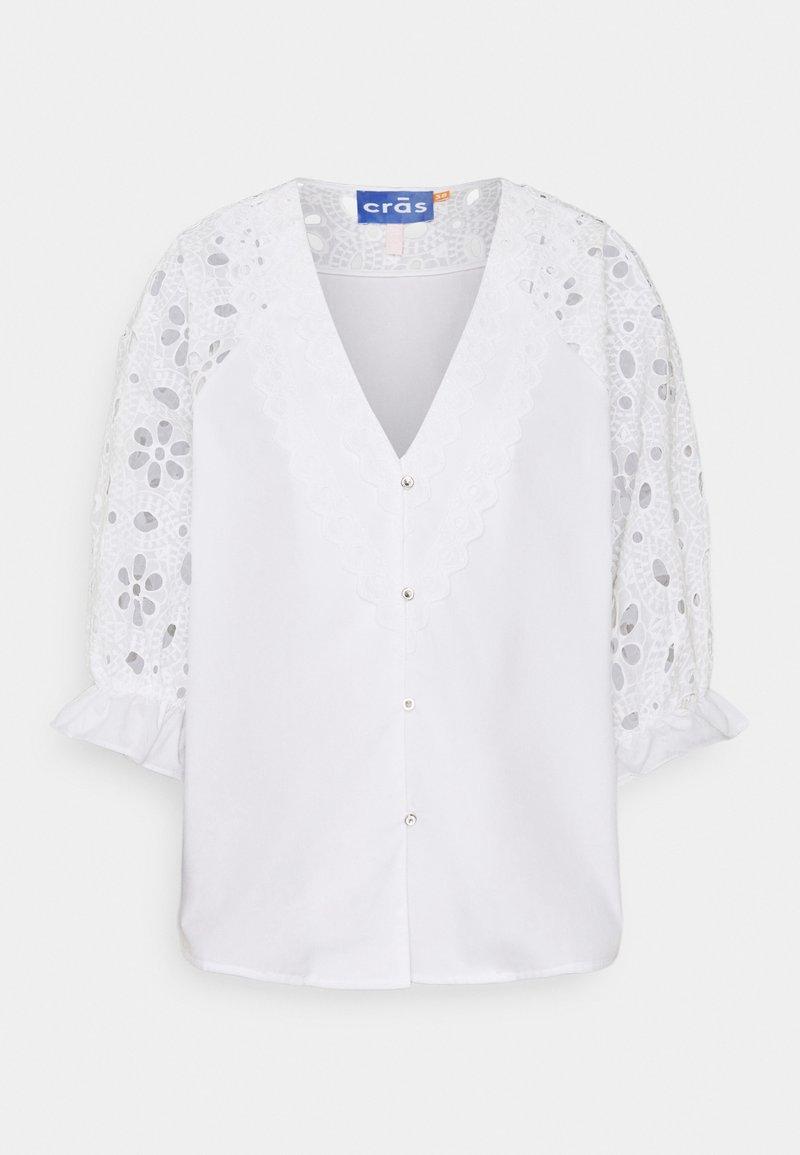 Cras - VILDECRAS - Blouse - white
