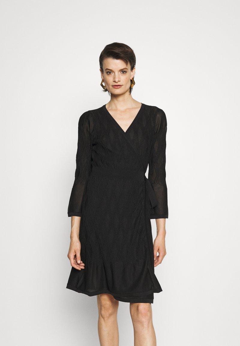 Diane von Furstenberg - AUDREY DRESS - Jumper dress - black