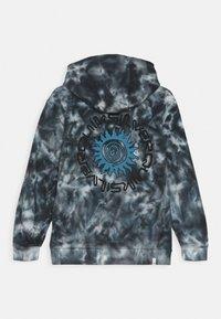 Quiksilver - SLOW LIGHT HOOD YOUTH - Sweatshirt - black - 1