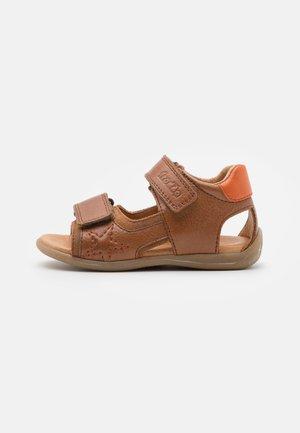 GOGI UNISEX - Sandals - brown