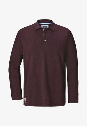 TORSON - Polo shirt - bordeaux