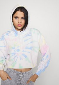 Hollister Co. - WASH ICON - Hoodie - white - 3