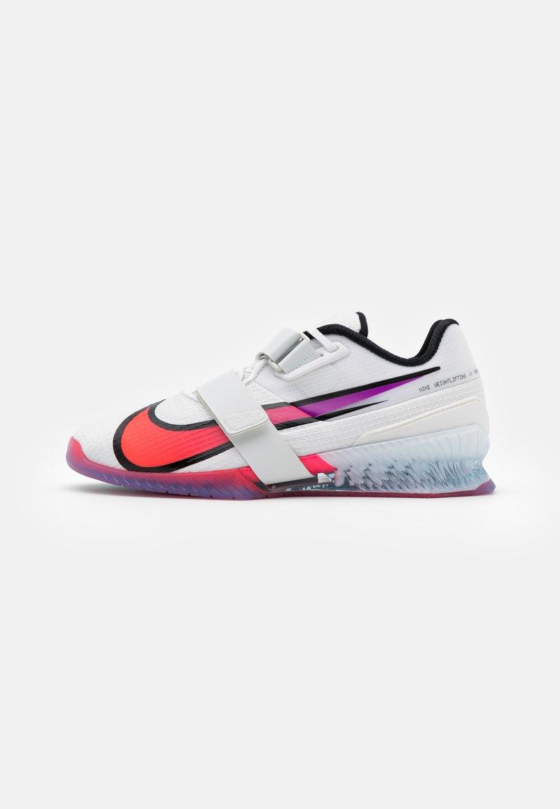 Nike Performance - ROMALEOS 4 SE UNISEX - Sports shoes - pale ivory/hyper violet/phantom