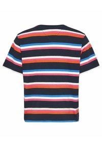 Tommy Jeans - Print T-shirt - marine - 1