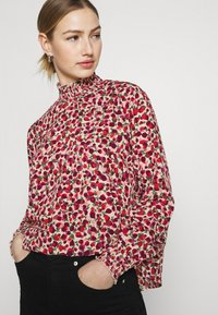 Monki - TESSY BLOUSE - Long sleeved top - duttyrose - 5