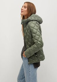 Mango - BLANDIN - Winter jacket - grün - 5