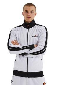 Ellesse - GIANDOSO  - Training jacket - weiß - 0