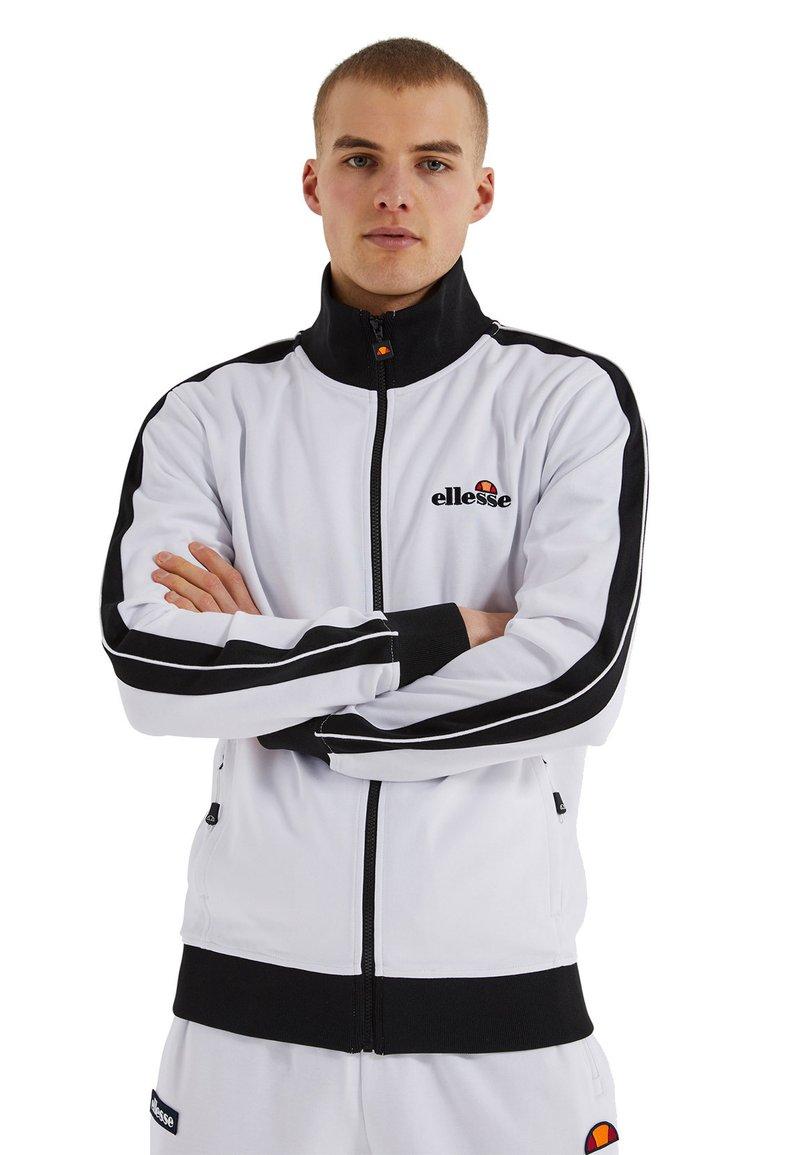 Ellesse - GIANDOSO  - Training jacket - weiß