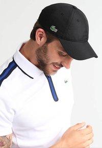 Lacoste Sport - TENNIS - Casquette - black - 1