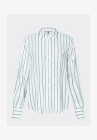 Tommy Hilfiger - DANEE - Button-down blouse - bitonal stp / white - 3