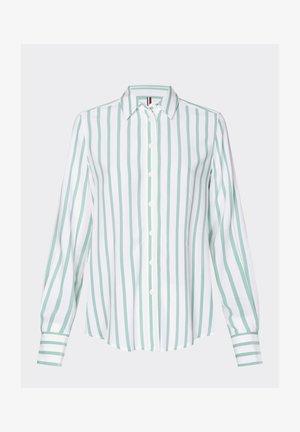DANEE - Košile - bitonal stp / white
