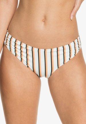 Spodní díl bikin - bright white louna stripes