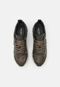 Antony Morato - RUN METAL - Sneakers laag - khaki - 3