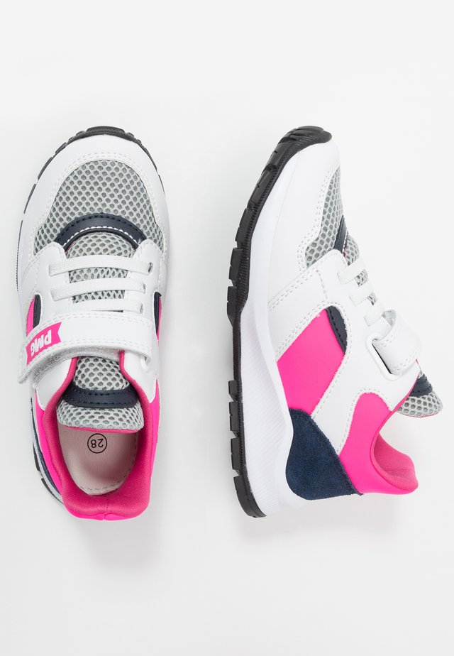 LAB - Sneakers laag - white/pink